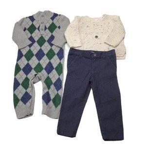 BabyGAP Zara OshKosh Baby Boys 12-18 Mo Sweater